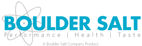 Healthy Salt Company | Boulder Salt Company Logo